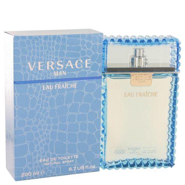 Versace Man Eau Fraiche - Eau de toilette - 200 ml