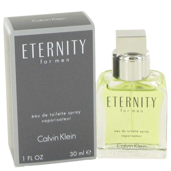 Calvin Klein Eternity Men eau de toilette spray 30 ml