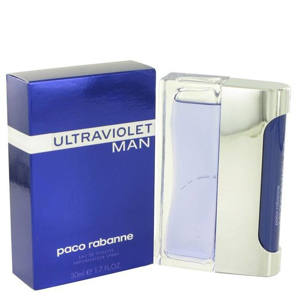 Paco Rabanne Ultraviolet Men eau de toilette spray 50 ml