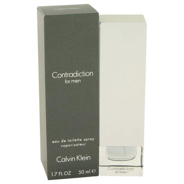 Calvin Klein Contradiction Men eau de toilette spray 50 ml