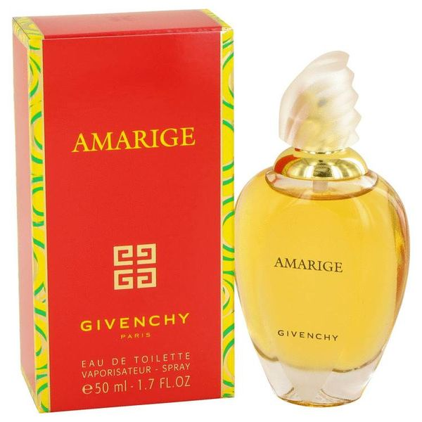 Givenchy Amarige Woman eau de toilette spray 50 ml