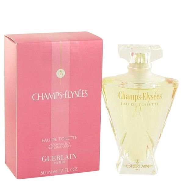 Guerlain Champs Elysees Woman eau de toilette spray 50 ml