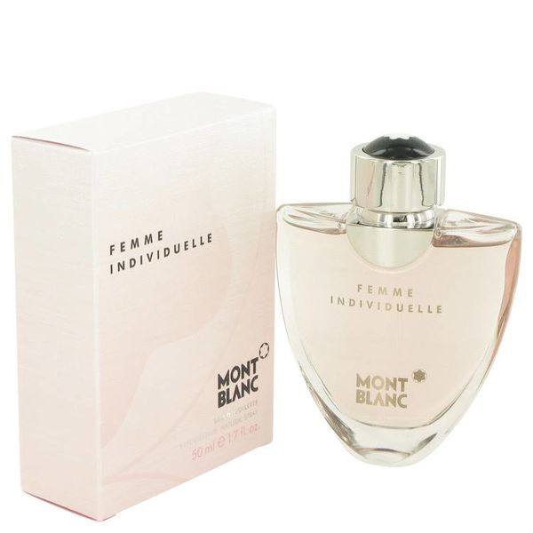 Mont Blanc Individuelle Woman eau de toilette spray 50 ml