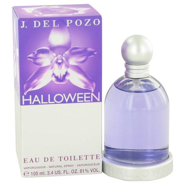 Jesus Del Pozo Halloween Woman eau de toilette spray 100 ml
