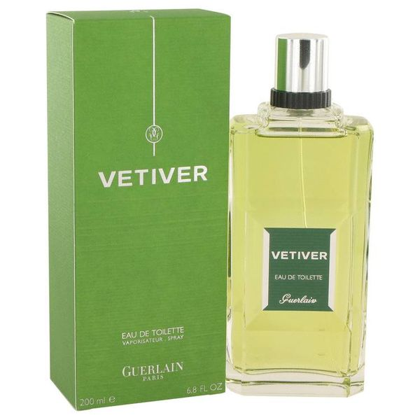 Guerlain Vetiver Eau de toilette spray 200 ml