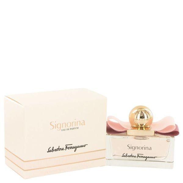 Signorina Eau de Parfum spray 50 ml