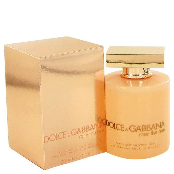 Dolce & Gabbana Rose The One shower gel 200 ml