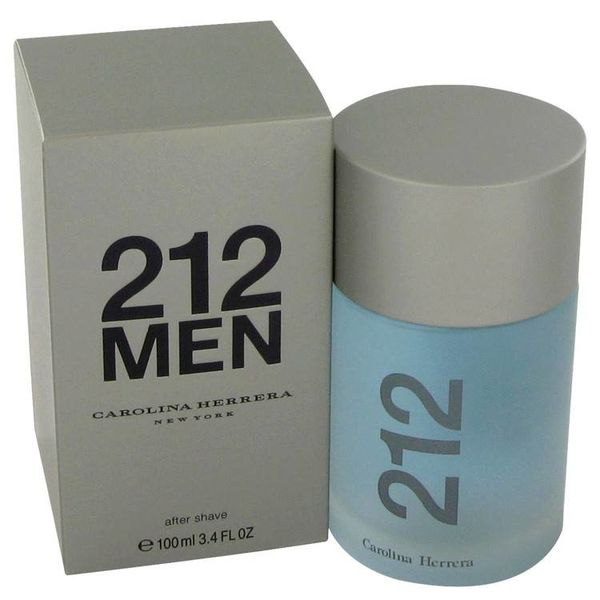 Carolina Herrera 212 Men 100 ml After Shave flacon