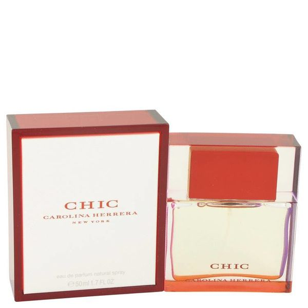 Carolina Herrera Chic Woman eau de parfum spray 50 ml
