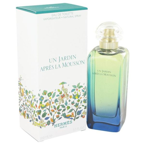 Hermes Un Jardin Apres la Mousson Woman EDT 100 ml