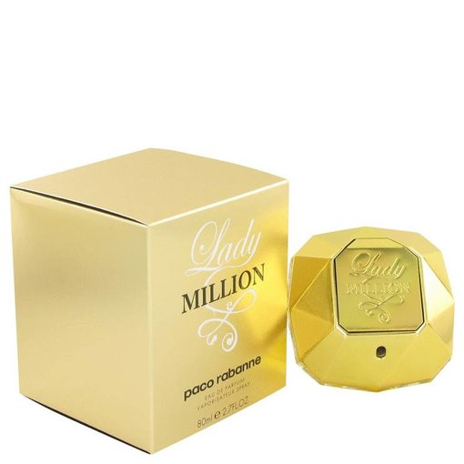Paco Rabanne Paco Rabanne Lady Million eau de parfum spray 80 ml