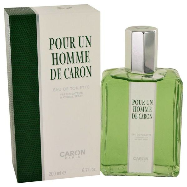 Caron pour Homme eau de toilette spray 200 ml