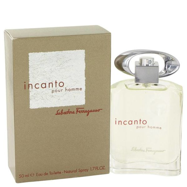 Salvatore Ferragamo Incanto Men EDT 50 ml