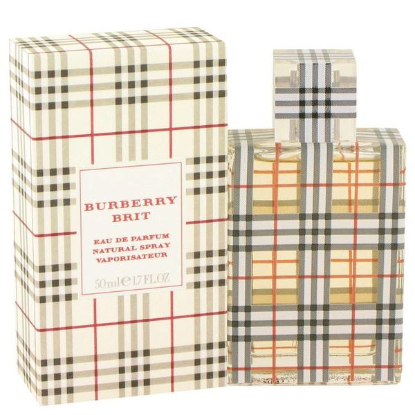 Burberry Brit Woman eau de parfum spray 50 ml