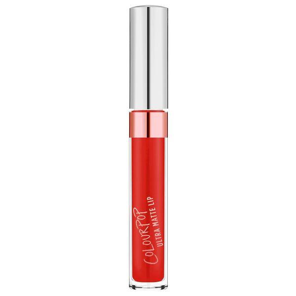 Colourpop liquid lipstick Saigon