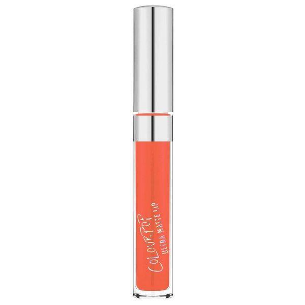 Colourpop liquid lipstick Pacific
