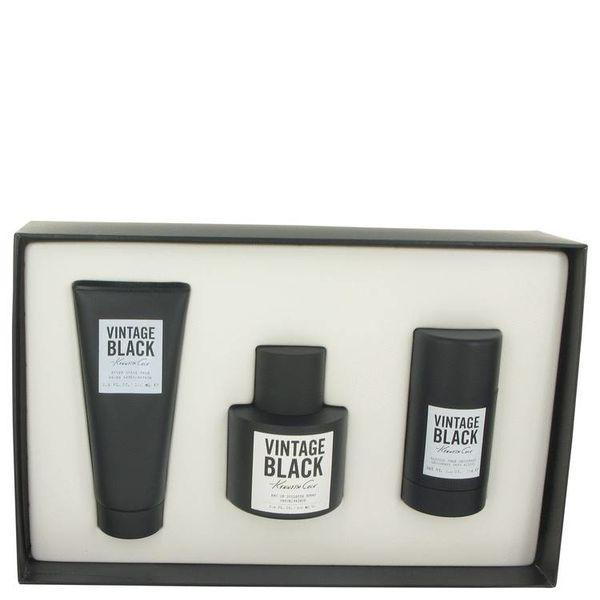 Kenneth Cole Vintage Black Geschenkset 100ml EDT + 100ml A/S Balsem + 100ml H/L Wash