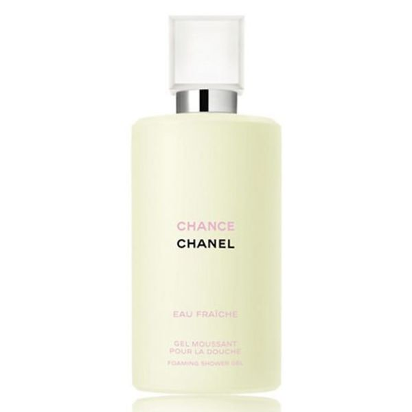 Chanel Chance Eau Fraiche foaming shower gel