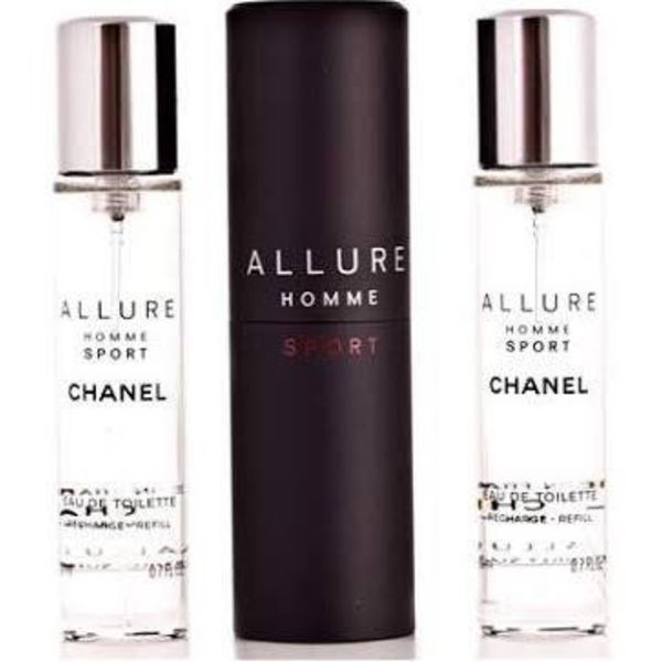 Chanel Allure Homme Sport giftset