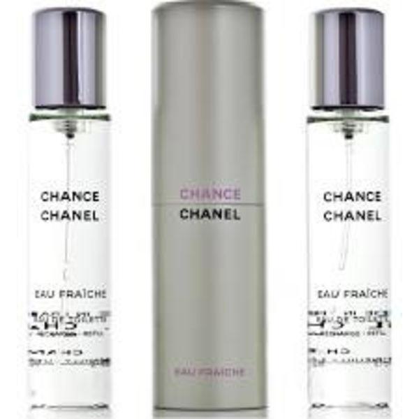 Chanel Chance Eau Fraiche giftset