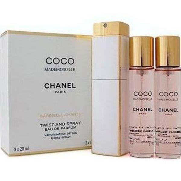 Chanel Coco Mademoiselle giftset