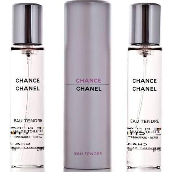 Chanel Chance Eau Tendre giftset