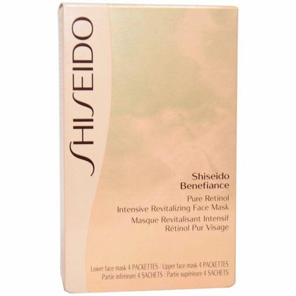 Shiseido Ben. Pure Retinol Intensive Face Mask 8 stuks