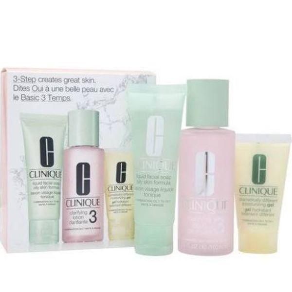 Clinique 3-Step Creates Great Skin Type 3 | 3 stuk