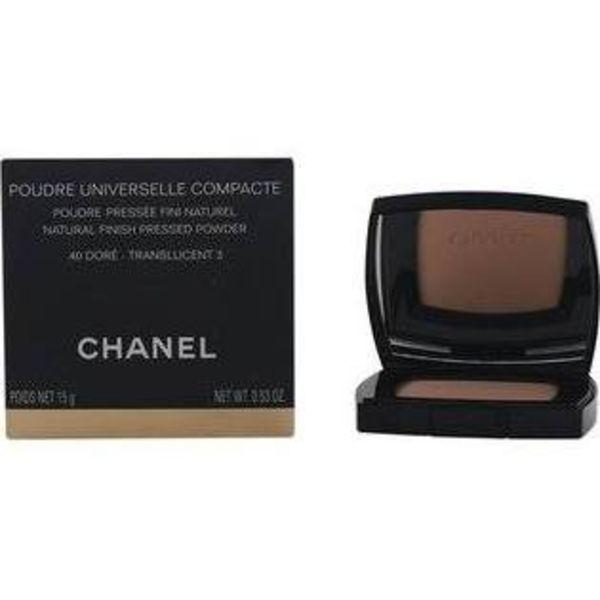 Chanel Poudre Universelle Compact - #40 Dore - Poeder 15 gr