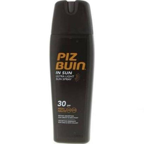 Piz Buin In Sun Ultra Light Spray 200 ml SPF30