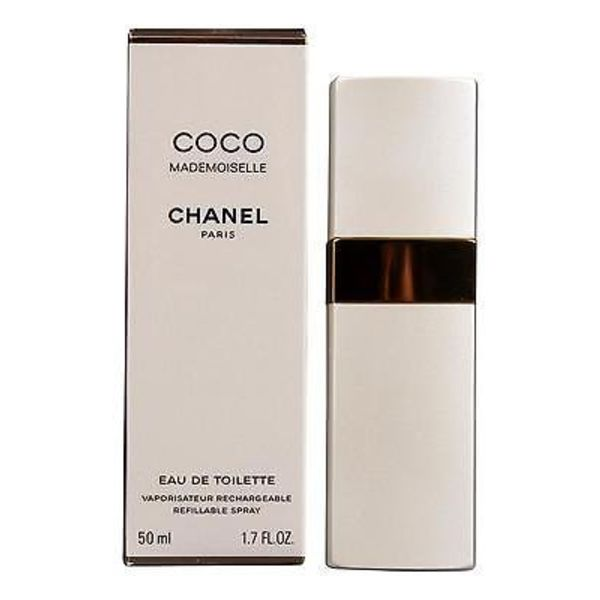 Chanel Coco Mademoiselle edt refillable spray 50 ml