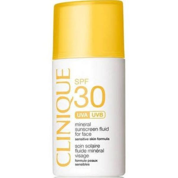 Clinique Mineral Sunscreen Liquid For Face SPF30 30 ml