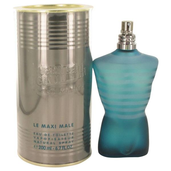 Le Male eau de toilette spray 200 ml