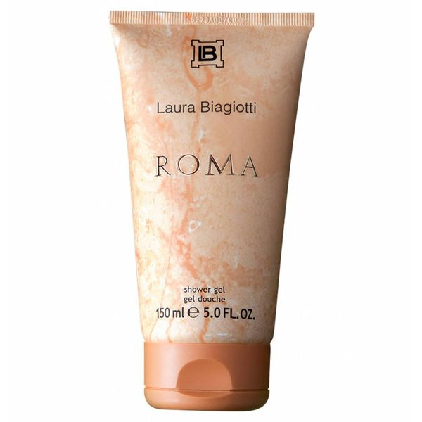 Laura Biagiotti Roma shower gel unboxed 150 ml