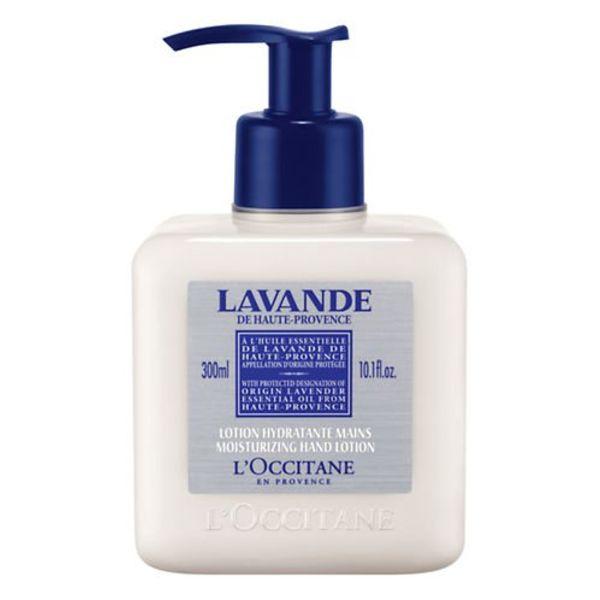 L'Occitane Moisturizing Hand Lotion Lavender 300 ml