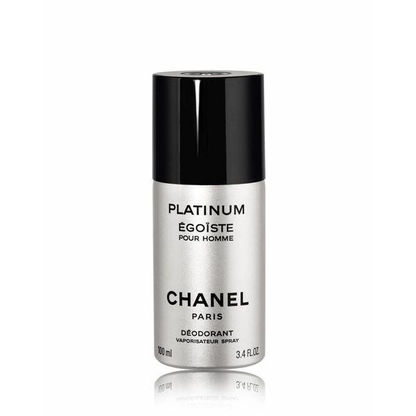 Chanel Deodorant Platinum Égoïste Deodorant Spray - 100 ml