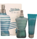 GAULTIER Jean Paul Gaultier Le Male gift set 125 ml EDT + 75 ml Douche gel
