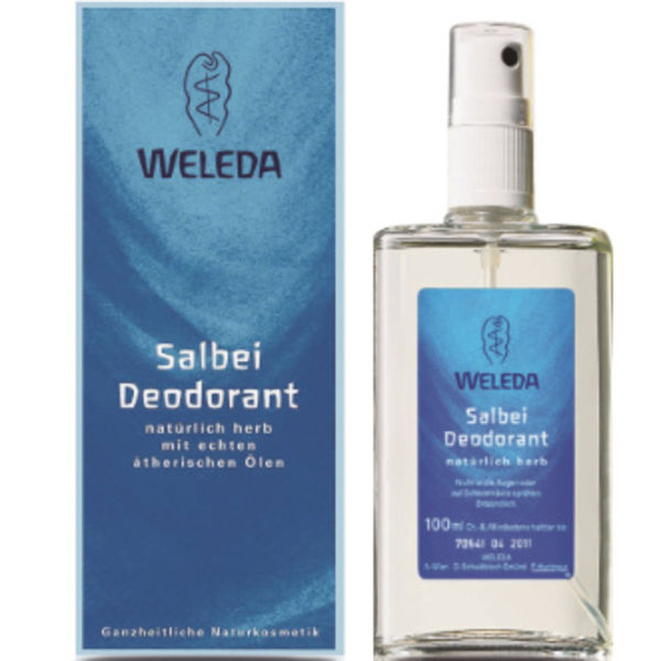 Weleda Sage Deodorant kruiden parfum 200ml
