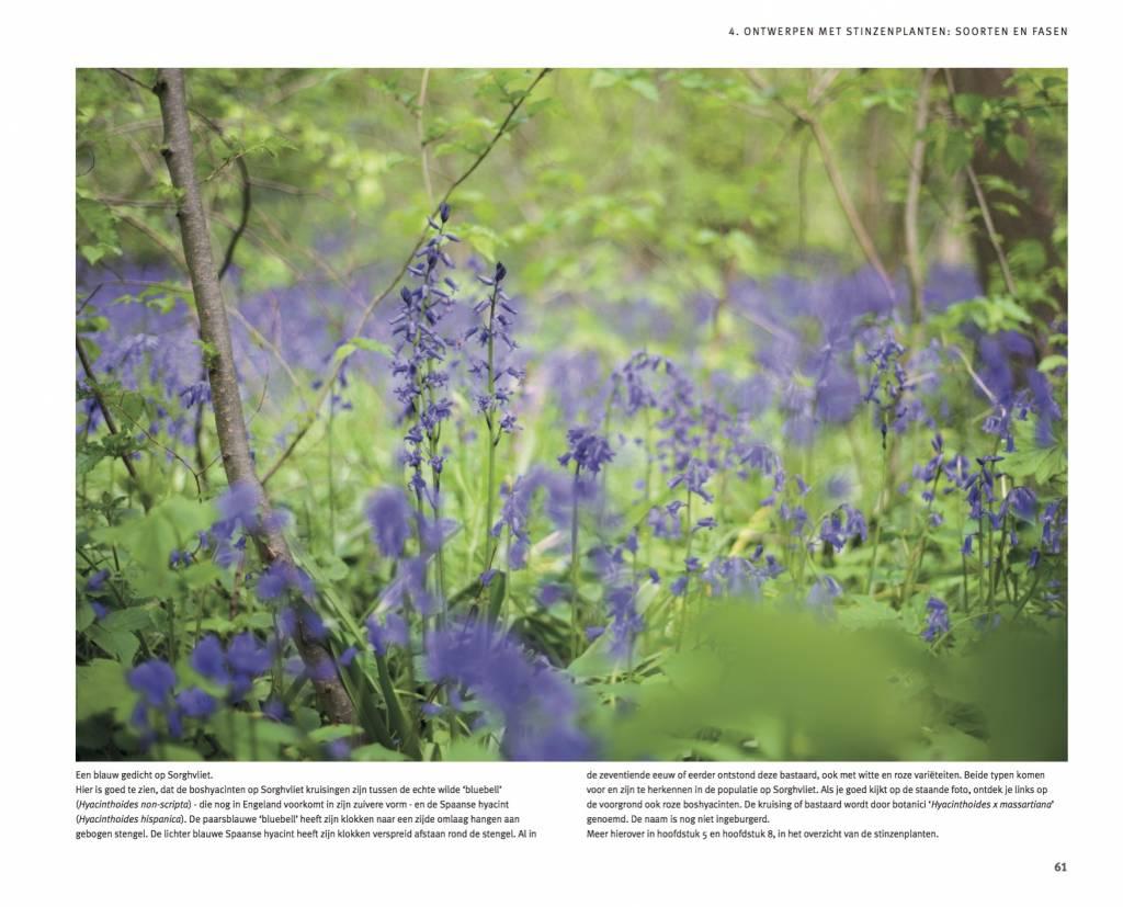 Tuinieren met Stinzenplanten - T. Woerdeman - 2e druk