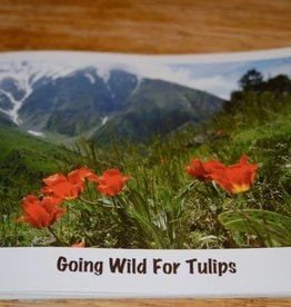 Boek  Going wild for Tulips (Engels)