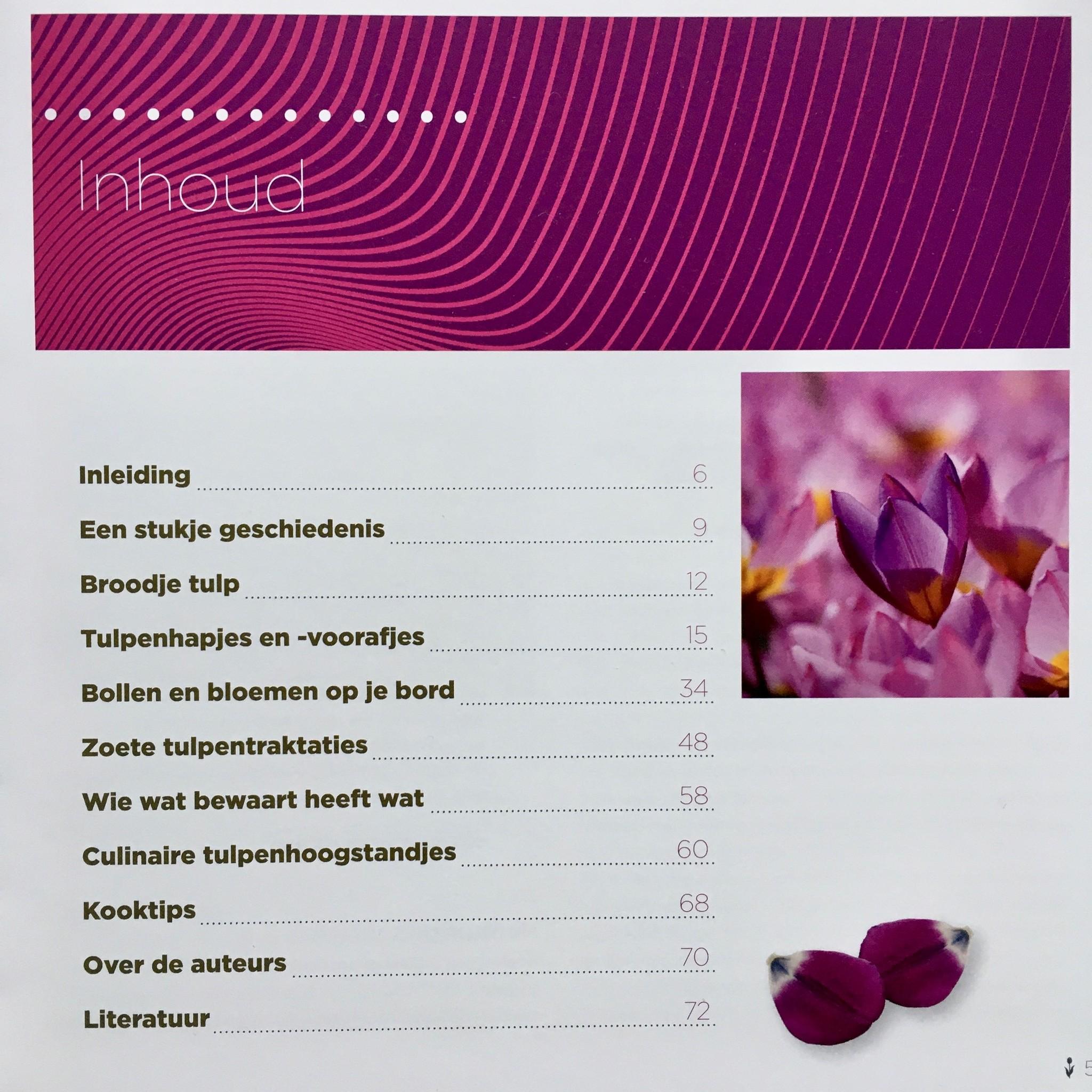 Eet smakelijke Tulp - J. Huiberts/R. v. Tol