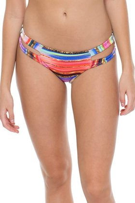 Bikini Bottoms Stripes Reversible Luli Fama - Multi