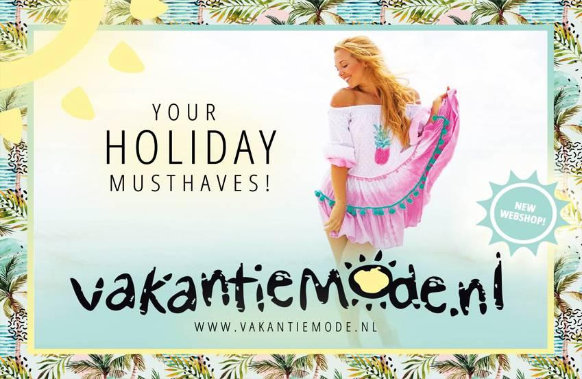 New webshop: Vakantiemode.nl