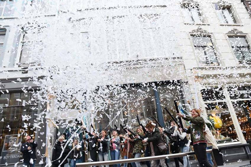 Eröffnung des Ibizamode Store in  Den Bosch!