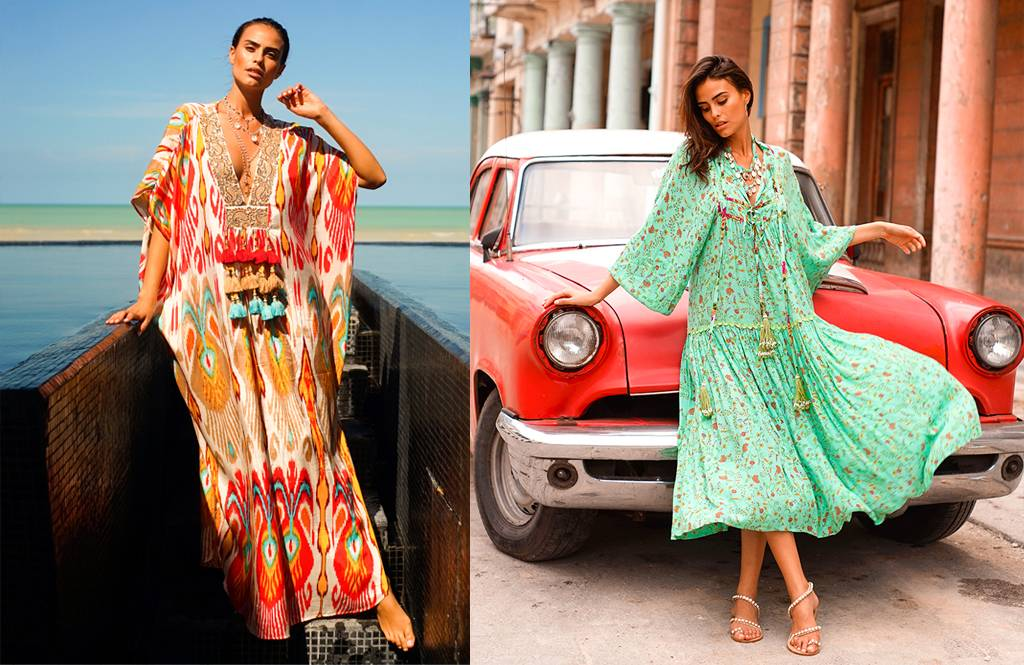 Dream away to Cuba and Mexico with the new Miss June collection