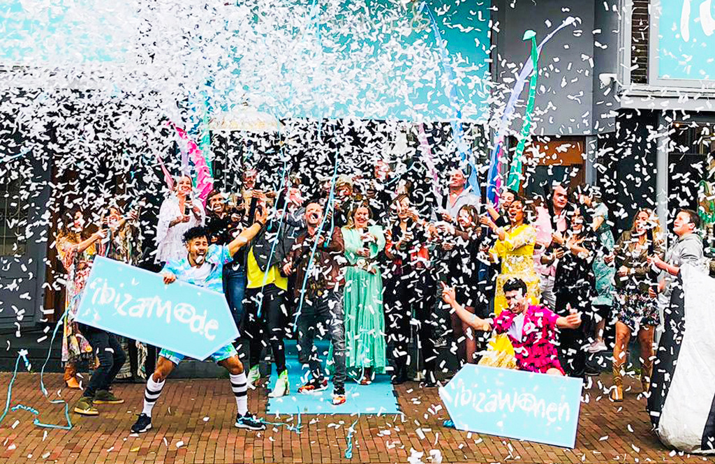 De Ibizamode & wonen Store in Amsterdam is geopend!