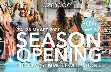 ♥︎ 28 März SEASON OPENING @ Ibizamode Store Amsterdam ♥︎
