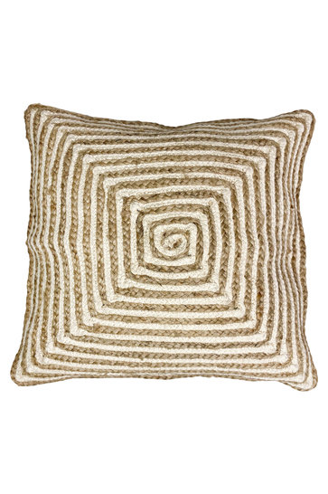 Jute Cushion Natural
