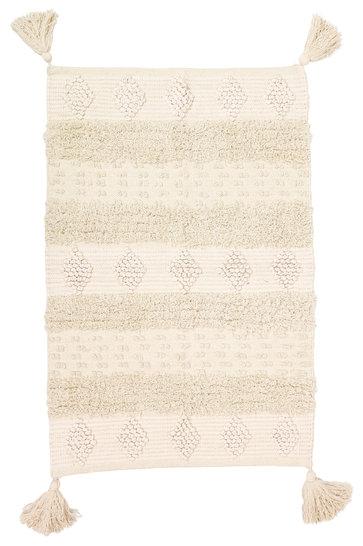Gewebtes Kleid Boho Cream 70x100cm