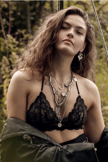 Bralette Mila Zwart